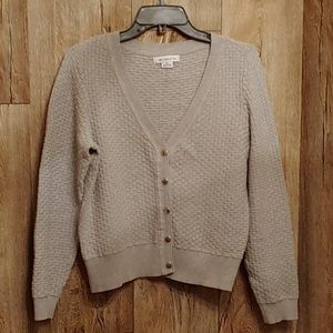 Liz Claiborne Cardigan/Sweater